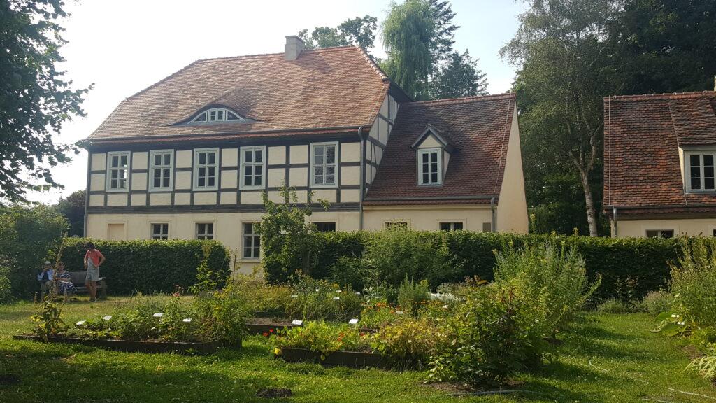 Kraeutergarten des Klosterstifs Heiligengrabe 20180721 163907